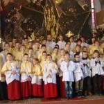 Promocja ministrantów - listopad 2011